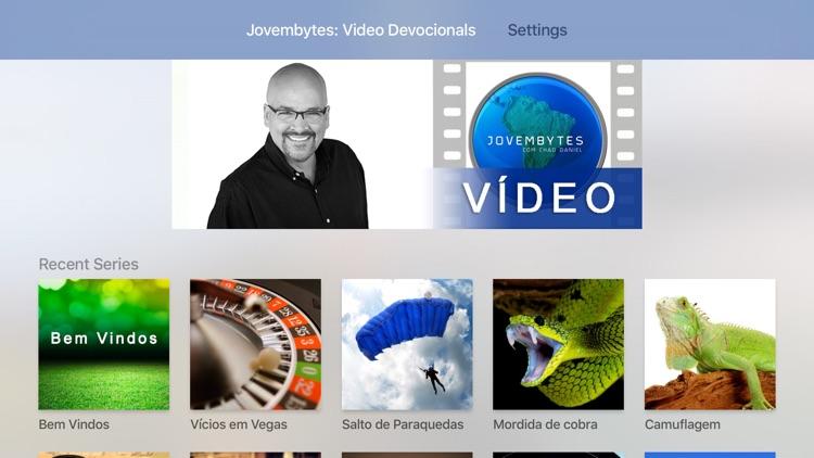 Jovembytes: Vídeo Devocionals