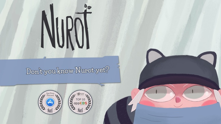 Nurot - Book and games for kids