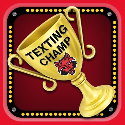 Texting Champ ASTATE iOS App