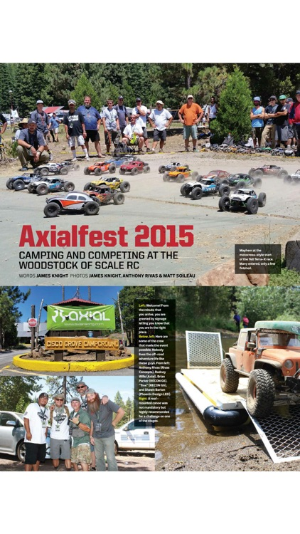 RC Car Action magazine