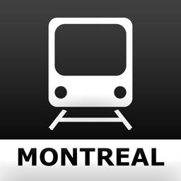 MetroMap Montreal - Subway map