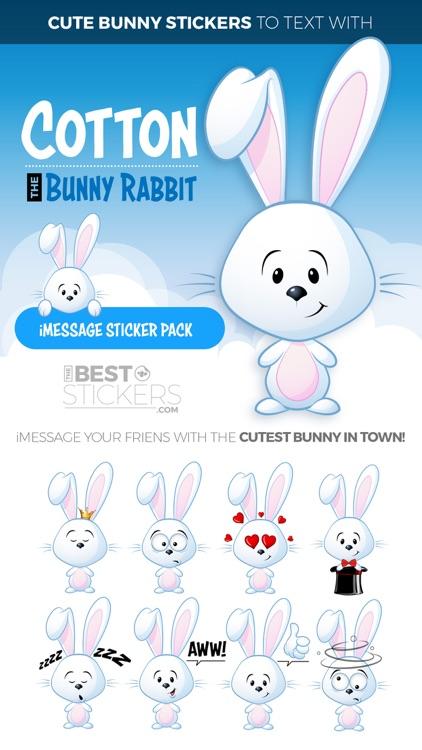 Bunny Sticker Pack