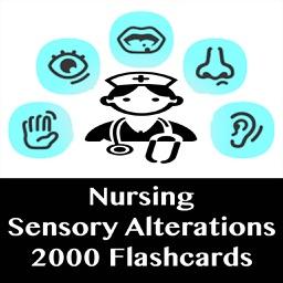 Nursing Sensory Alterations 2000 Exam Study Notes