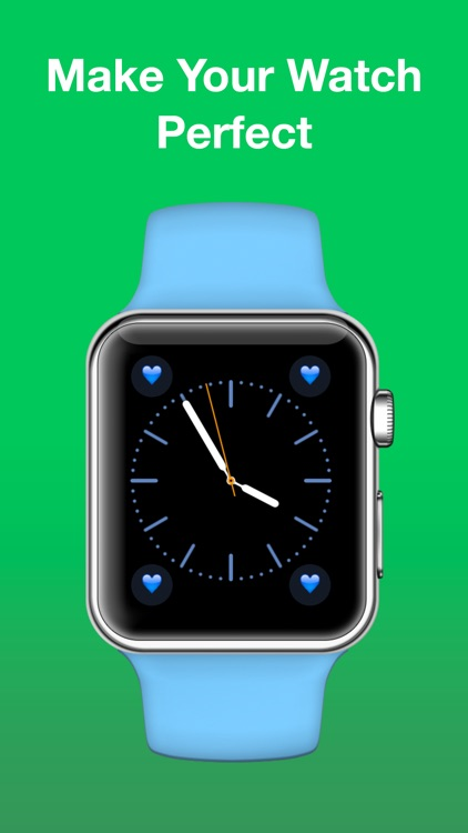 Personal - Emoji, Note & Reminders for Watch Faces screenshot-4