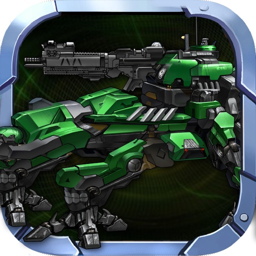 D- Bringer Tank:Robot vs Dinosaur Game iOS App