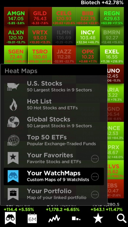 StockTouch screenshot-1