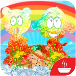 Frozen snow cone maker - Hollywood beach party