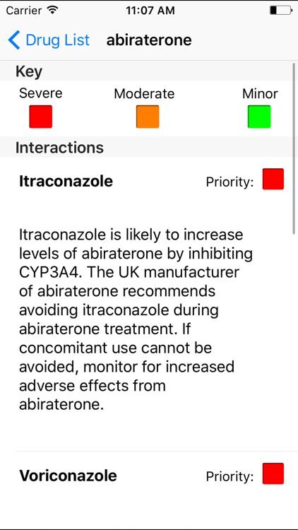 Anti-Fungal Interactions Pro screenshot-3