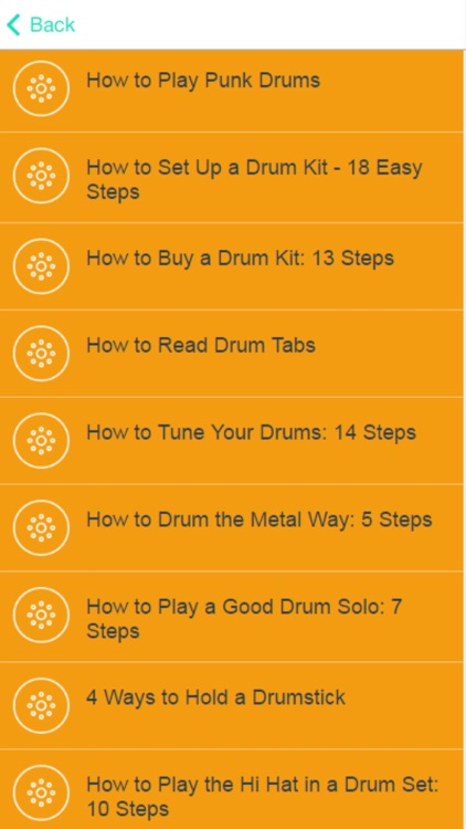 Drum Tutorial - Learn How To Play The Drums