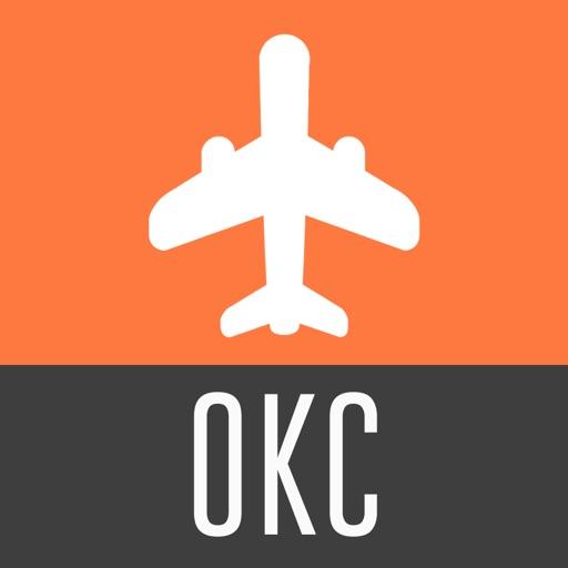 Oklahoma City Travel Guide & Offline Street Map