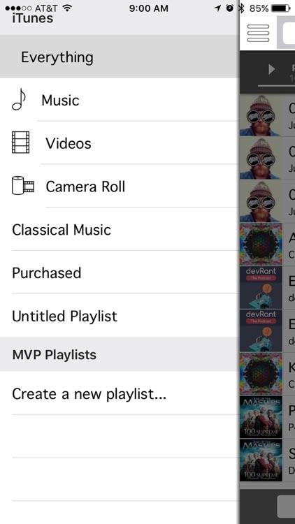MVP Video Playlist