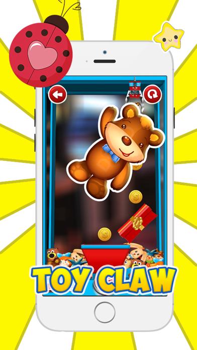 Animal Toy Prize Claw Machine - Puzzle Free Fun Game  for kids screenshot three