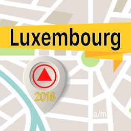Luxembourg Offline Map Navigator and Guide
