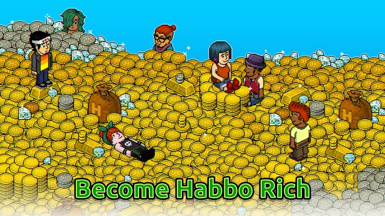 Habbo - Virtual World screenshot-3