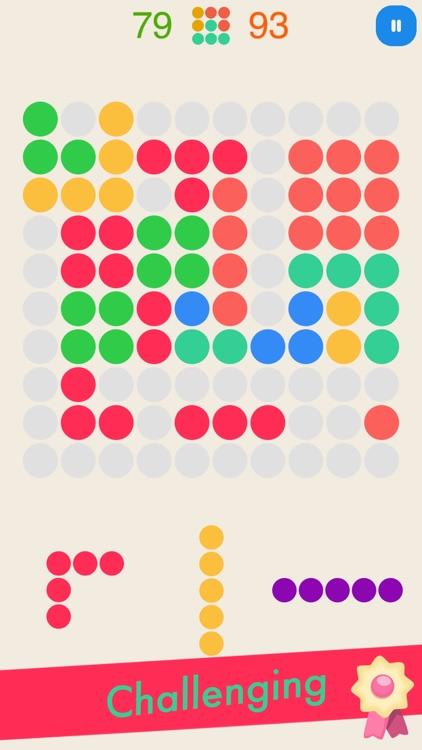 Bricksis: FREE Puzzle Color Dots Game screenshot-4