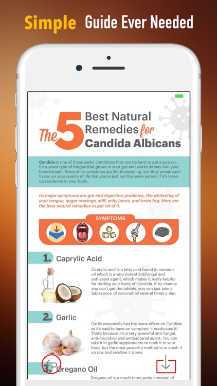 Candida Health Cure Guide - Yeast and Fungus Tips