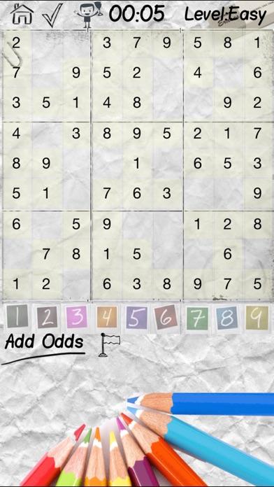 Sudoku Forever-1