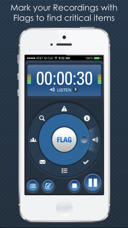 CaptureAudio - Voice, Meeting & Lecture Recorder