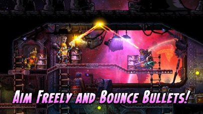 Screenshot #6 for SteamWorld Heist