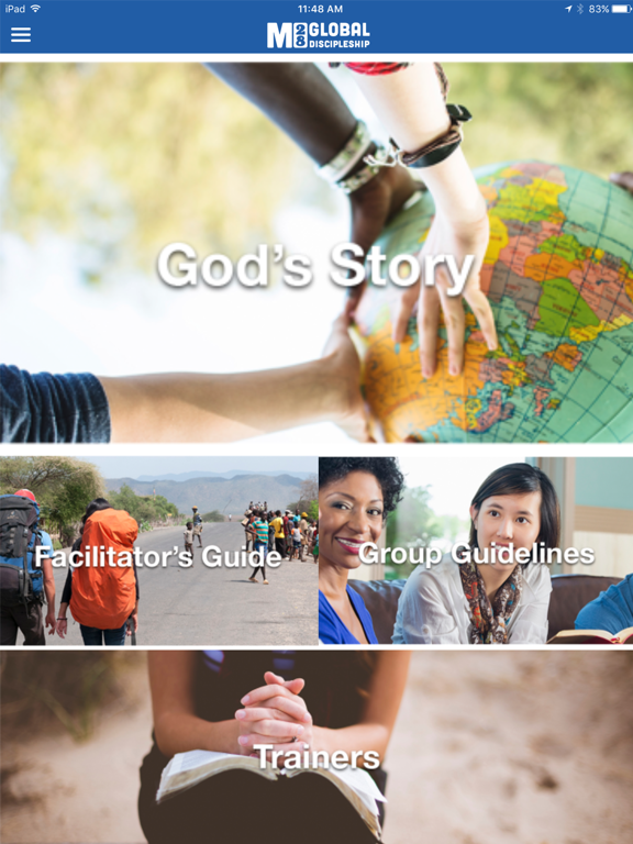 M28 Global Discipleship screenshot 4