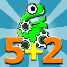 Activities of Gigabot Math Practice Drills for Grades 1 to 7