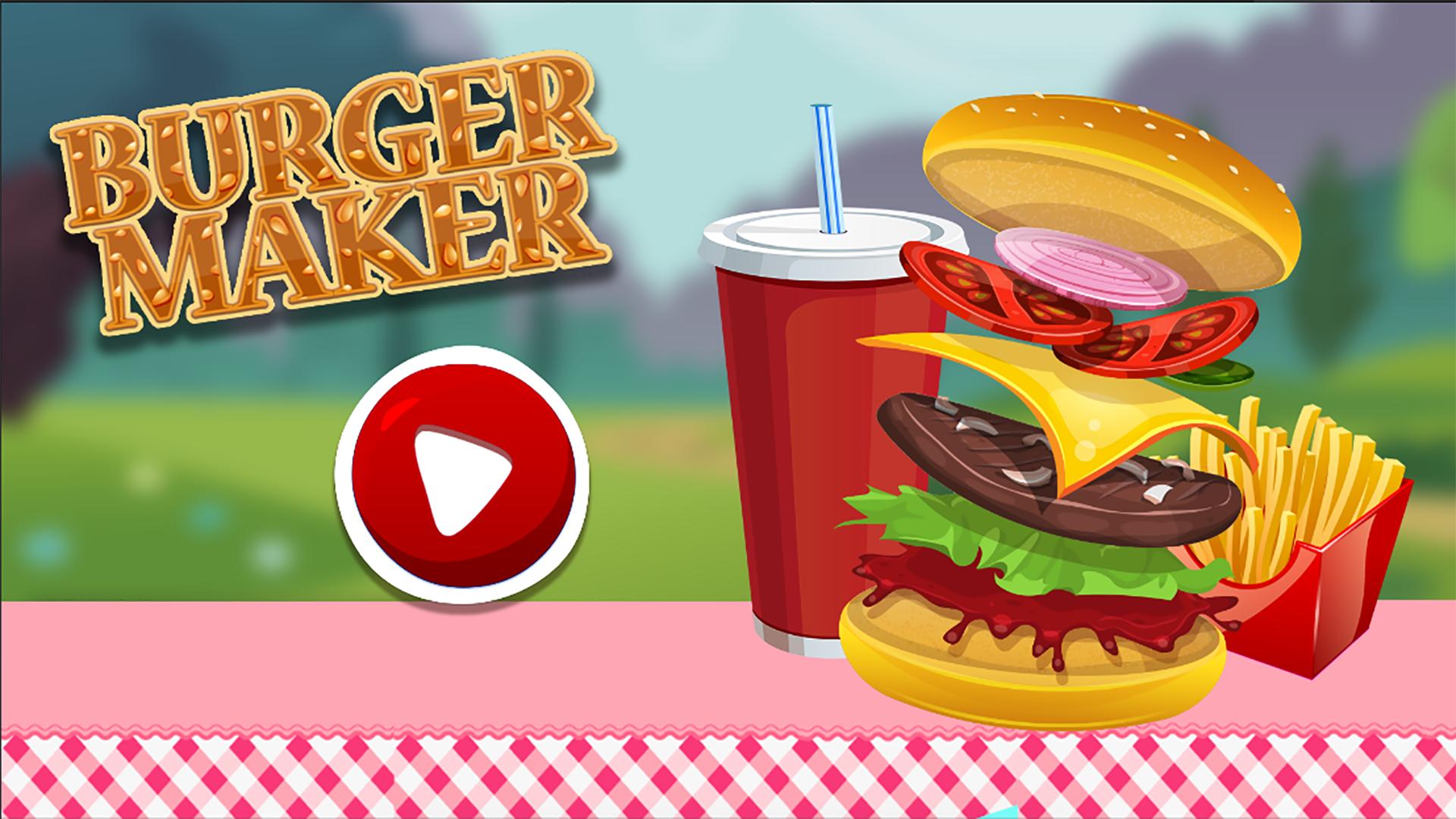 Burger Maker Pro 2016 screenshot 3