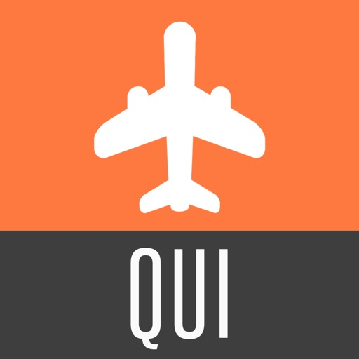 Quito Travel Guide and Offline City Street Map