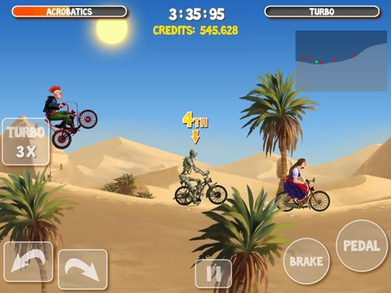 Crazy Bikers 2 на iPad