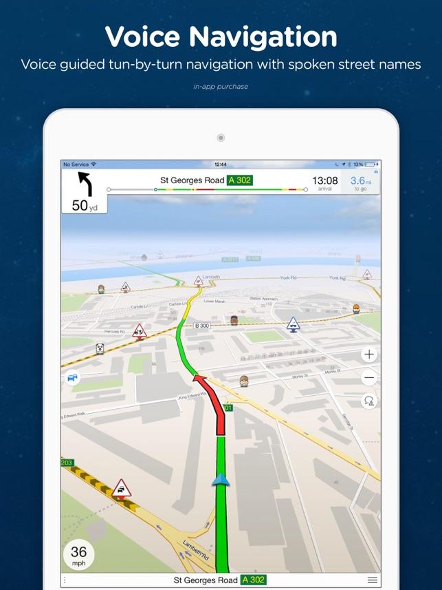 Navmii GPS Eastern Europe on the App Store