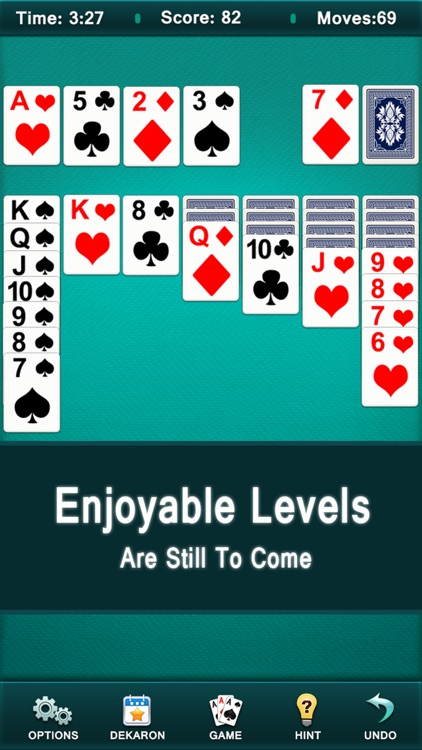 Solitaire Free: card games for adults screenshot-3