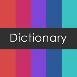 Dictionary ( قاموس عربي / انجليزي + ودجيت الترجمة) app