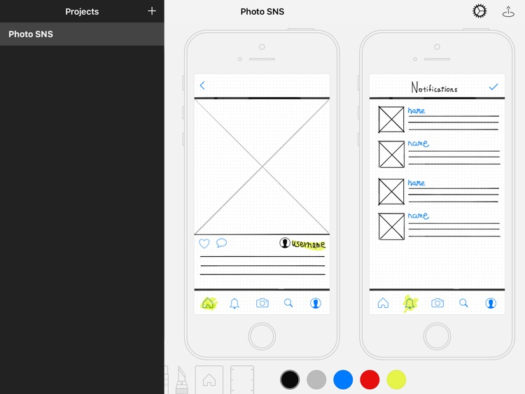 Bluprint for UX Design