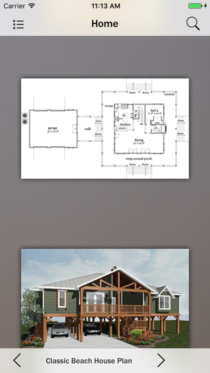 Vacation House Plans Info