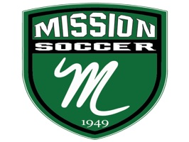 Mission Soccer Stickers