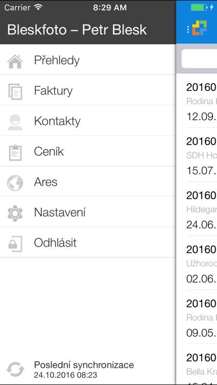 iDoklad screenshot-3