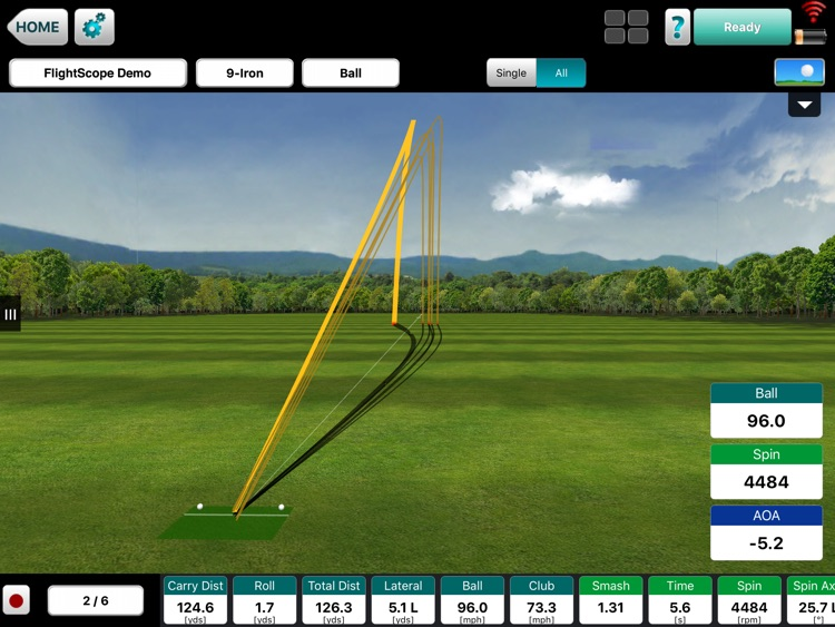 FlightScope VX screenshot-0