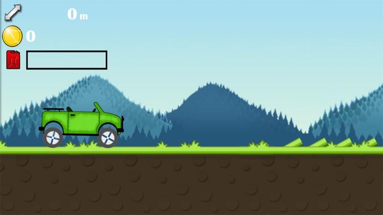 Racing Through The Hills