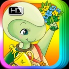 龟兔赛跑 - 睡前 童话 动画 故事 iBigToy icon