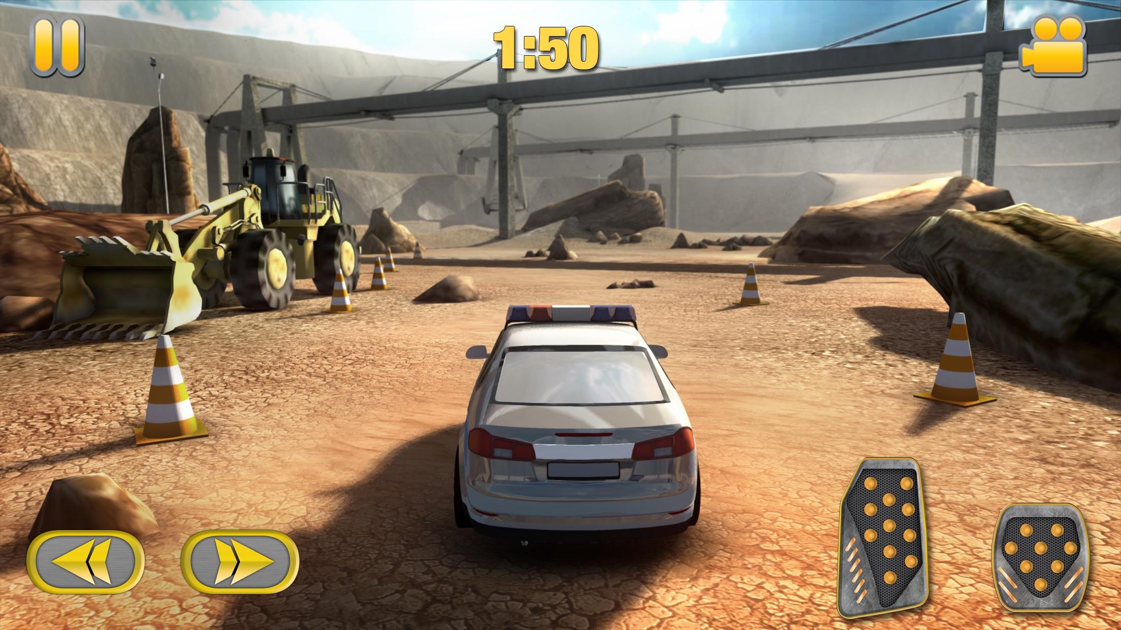 Car Parking Test - Realistic Driving Simulation Screenshot