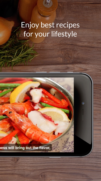 Fish & Seafood Recipes: Food recipes for healthy screenshot-4