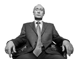 Add some Putin attitude to your conversations