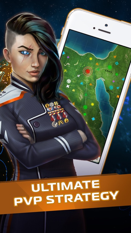 Battle Dawn: Earth Arena – MMO RTS War Game