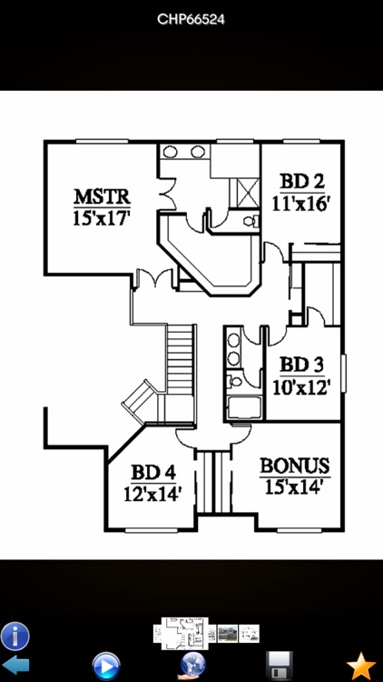 Contemporary Style House Plans screenshot-4