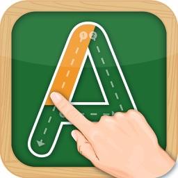 Alphabet Writing for Kids 2