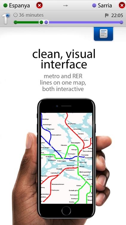 Stockholm Metro Maps screenshot-3