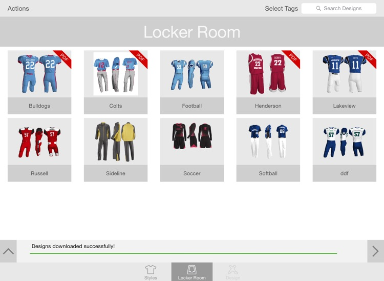Uniform Builder screenshot-4