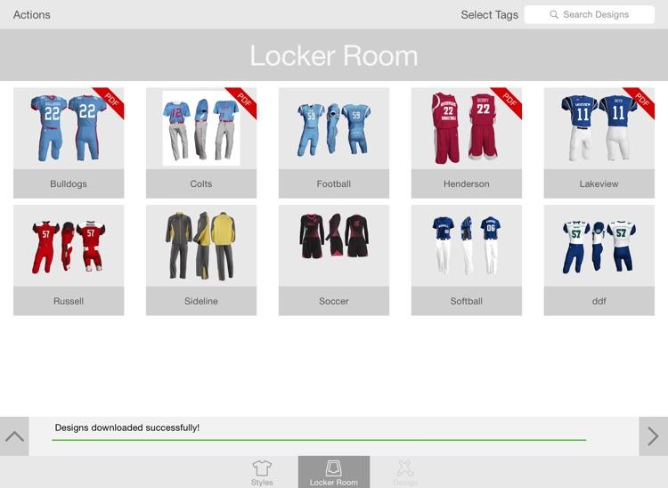 Uniform Builder screenshot-4