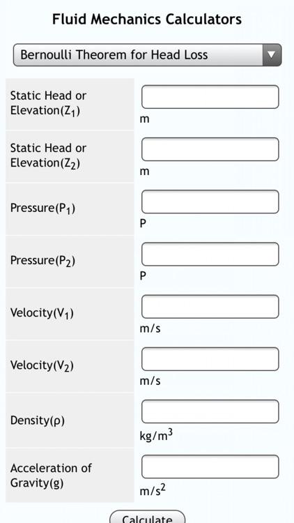 Fluid Mechanics I screenshot-4