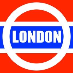 伦敦地铁离线地图旅游交通指南 -London tube and Offline Maps,英国伦敦自由行,机场公车路线景点地图,机票酒店去哪儿都行