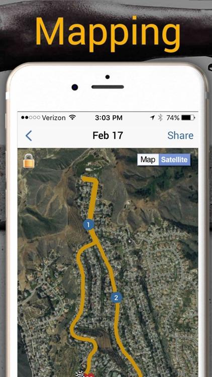 iRunner Run Tracker & Heart Rate Trainer screenshot-3